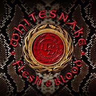 WHITESNAKE - FLESH & BLOOD CD