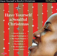 HAVE YOURSELF A MERRY CHRISTMAS / VARIOUS CD