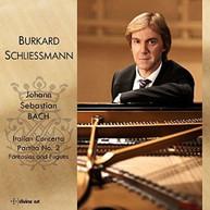 CHOPIN /  SCHLIESSMANN - BURKARD SCHLIESSMAN PLAYS PIANO WORKS VINYL