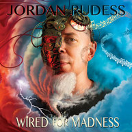 JORDAN RUDESS - WIRED FOR MADNESS CD
