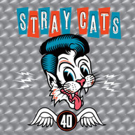 STRAY CATS - 40 CD