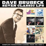 DAVE BRUBECK - SEVEN CLASSIC CD