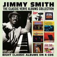 JIMMY SMITH - CLASSIC VERVE ALBUMS COLLECTION CD