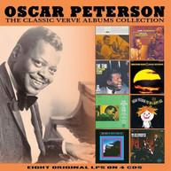 OSCAR PETERSON - CLASSIC VERVE ALBUMS COLLECTION CD