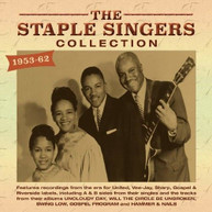 STAPLE SINGERS - COLLECTION 1953-62 CD