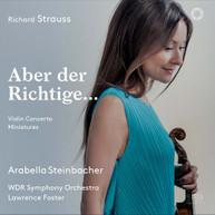 STRAUSS /  WDR SYMPHONY ORCHESTRA - ABER DER RICHTIGE SACD
