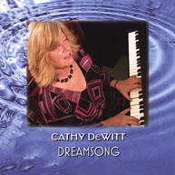 CATHY DEWITT - DREAMSONG CD