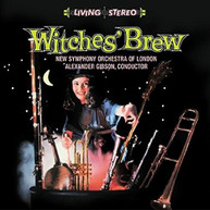GIBSON.ALEXANDER /  NEW SYMPHONY ORCHESTRA LONDON - WITCHES BREW VINYL