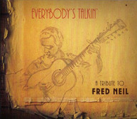 EVERYBODY'S TALKIN: TRIBUTE TO FRED NEIL / VARIOUS VINYL