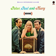 PETER PAUL &  MARY - PETER PAUL & MARY (MOVING) VINYL