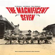 ELMER BERNSTEIN - MAGNIFICENT SEVEN / SOUNDTRACK VINYL
