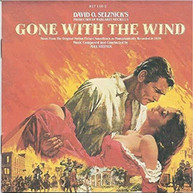 MAX STEINER - GONE WITH THE WIND / SOUNDTRACK VINYL