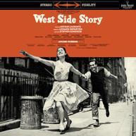 LEONARD BERNSTEIN - WEST SIDE STORY VINYL