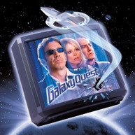 DAVID NEWMAN - GALAXY QUEST - MUSIC FROM THE MOTION PICTURE VINYL