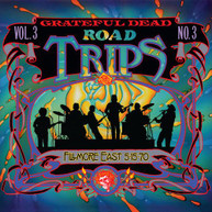 GRATEFUL DEAD - ROAD TRIPS VOL.3 NO.3 - FILMORE EAST 5-15-70 CD