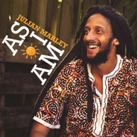 JULIAN MARLEY - AS I AM CD