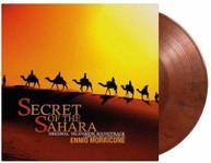 ENNIO MORRICONE - SECRET OF THE SAHARA / SOUNDTRACK VINYL