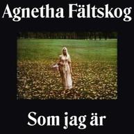 AGNETHA FALTSKOG - SOM JAG AR CD