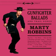 MARTY ROBBINS - GUNFIGHTER BALLADS & TRAIL SONGS VINYL