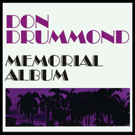 DON DRUMMOND - MEMORIAL ALBUM VINYL