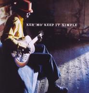 KEB MO - KEEP IT SIMPLE VINYL