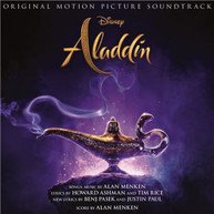 VARIOUS ARTISTS - ALADDIN * CD