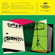 JOHANNA MARTZY - WORKS BY RAVEL MILHAUD DE FALLA SZYMANOWSKI VINYL