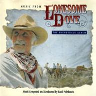 BASIL POLEDOURIS - LONESOME DOVE CD