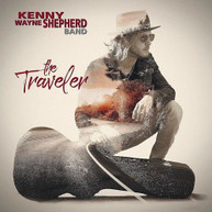 KENNY WAYNE SHEPHERD - TRAVELER CD