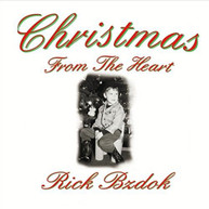 RICK BZDOK - CHRISTMAS FROM THE HEART CD