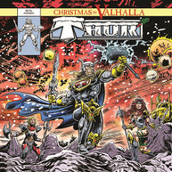 THOR - CHRISTMAS IN VALHALLA CD