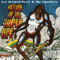 LEE SCRATCH PERRY &  THE UPSETTERS - RETURN OF THE SUPER APE VINYL
