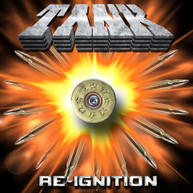 TANK - RE-IGNITION CD