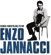 ENZO JANNACCI - VENGO ANCH'IO NO TU NO VINYL