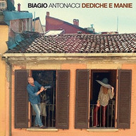 BIAGIO ANTONACCI - DEDICHE E MANIE VINYL