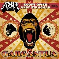 ASH GRUNWALD - GARGANTUA * CD