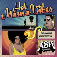 ASH GRUNWALD - HOT MAMA VIBES * CD