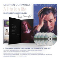STEPHEN CUMMINGS - A LIFE IS A LIFE ANTHOLOGY * CD