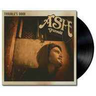 ASH GRUNWALD - TROUBLES DOOR * VINYL