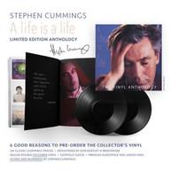 STEPHEN CUMMINGS - A LIFE IS A LIFE ANTHOLOGY * VINYL