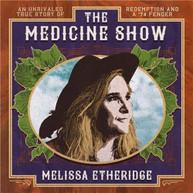 MELISSA ETHERIDGE - THE MEDICINE SHOW * CD