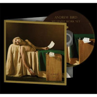 ANDREW BIRD - MY FINEST WORK YET * CD
