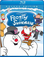 FROSTY THE SNOWMAN BLURAY