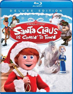 SANTA CLAUS IS COMIN' TO TOWN BLURAY