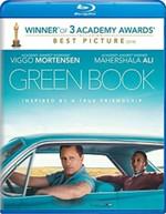 GREEN BOOK BLURAY