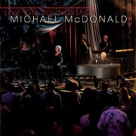 MICHAEL MCDONALD - LIVE ON SOUNDSTAGE BLURAY