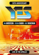 YES - LIVE AT THE APOLLO 17 BLURAY