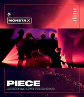 MONSTA X - MONSTA X JAPAN 1ST LIVE TOUR 2018 PIECE BLURAY