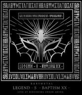 BABYMETAL - LEGEND-S-BAPTISM XX-(LIVE) (HIROSHIMA) (GREEN) (ARENA) BLURAY