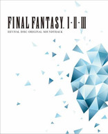 FINAL FANTASY I II III: SOUNDTRACK REVIVAL BLURAY